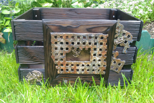 Decorative box #A