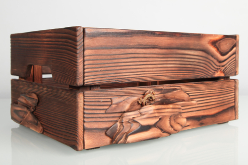 Decorative box #D