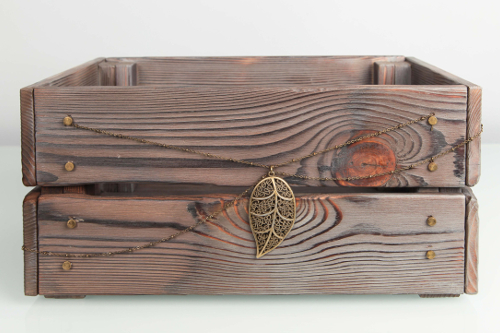 Decorative box #E